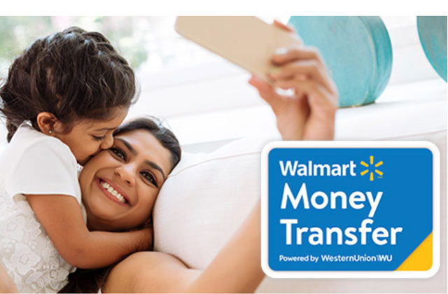 Receive 10% off send fees when using Walmart Money Transfer in Minutes*