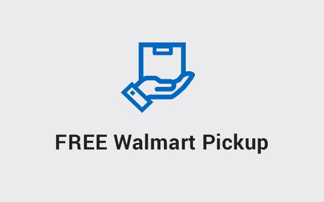 Cueillette GRATUITE Walmart
