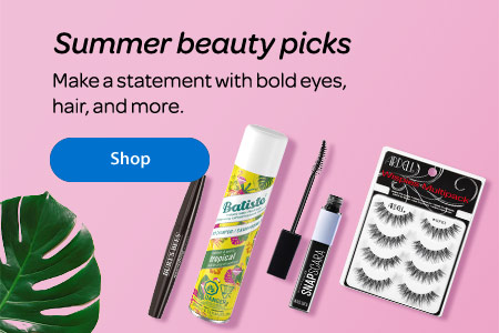 Summer beauty picks. Make a statement with bold eyes, hair, and more. - Shop
