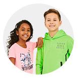 Vêtements pour enfants et bébés