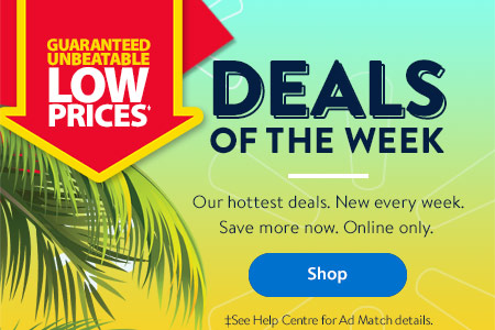 94cee03faa8 DEALS OF THE WEEK. Our hottest deals. New every week. Save more now