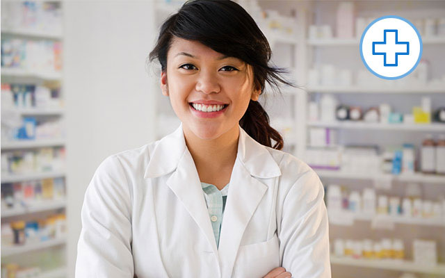 A Pharmacist is always close to home