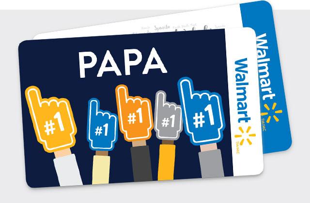Offrez une carte-cadeau numérique Walmart Canada > Magasiner