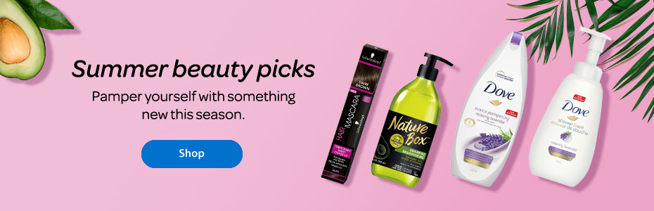 Summer beauty picks - Pamper yourself with something new this season. - Shop