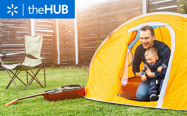 Make precious summer memories without leaving home.