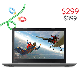 "Lenovo ideapad 320 15.6"" Laptop"