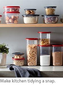 Shop kitchen storage