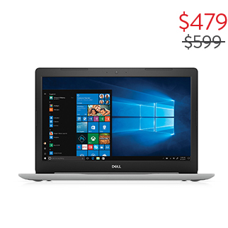 "Dell Inspiron 15.6"" i7 Laptop"