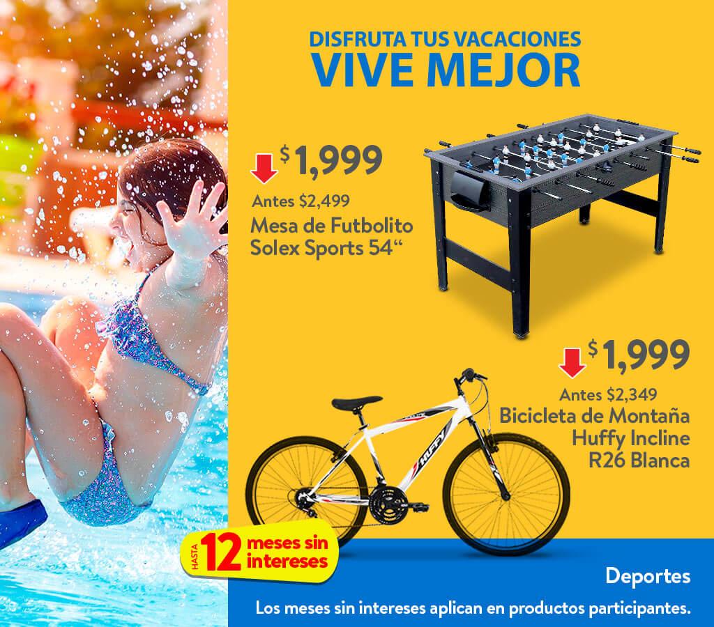 De Tienda En Artículos Línea Venta DeportivosWalmart SVpzGUMq
